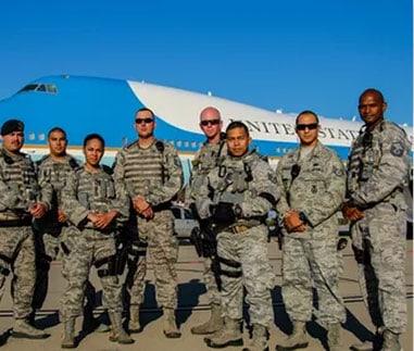 Air Force Team